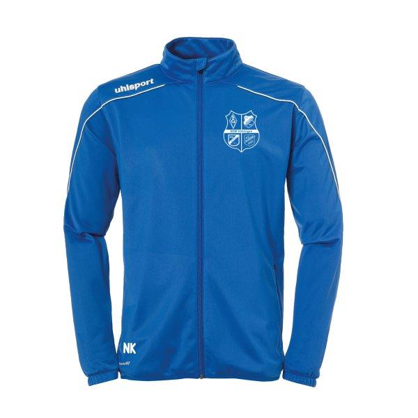 Classic Jacke Jacket Inklusive SGM Vöhringen / Vereinswappen / Sponsor und Namenskürzel