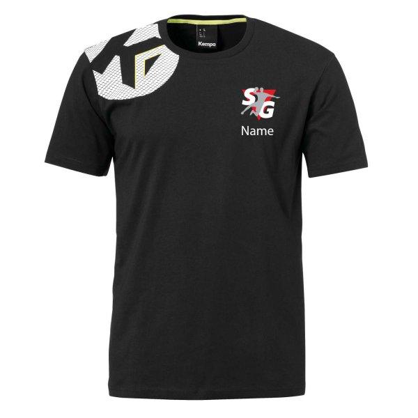 Core 2.0 T-Shirt Inklusive Vereinsnamen / Vereinswappen sowie Individueller Namen