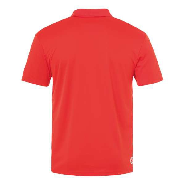 200234802 Poly Polo Shirt back