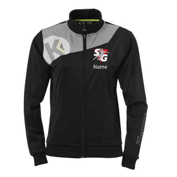 Core 2.0 Poly Jacke Women Inklusive Vereinsnamen / Vereinswappen sowie Individueller Namen