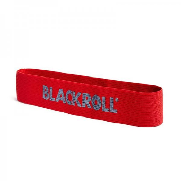 Blackroll Loop Band rot (moderat)
