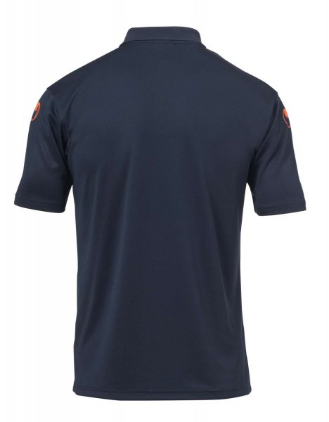 100214810 Score Polo Shirt back