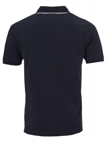 100214902 Essential Prime Polo Shirt back