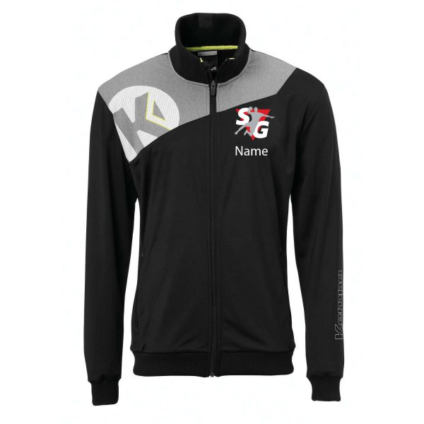 Core 2.0 Poly Jacke Inklusive Vereinsnamen / Vereinswappen sowie Individueller Namen