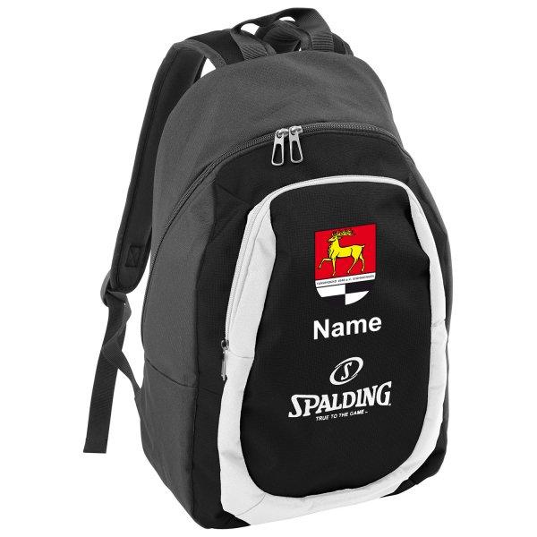 Backpack Essential inklusive Vereinswappen sowie individueller Name
