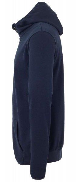 100519612 Essential Hood Jacket side_left