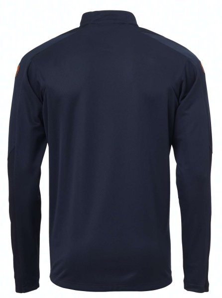 100214610 Score 1/4 Zip Top back