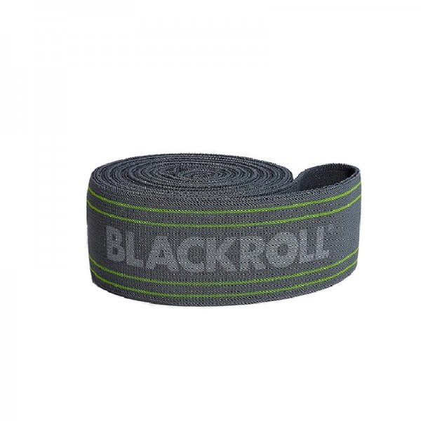 BLACKROLL® RESIST BAND - WIDERSTANDSBAND Grau (stark)