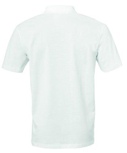 100221002 Essential Polo Shirt back