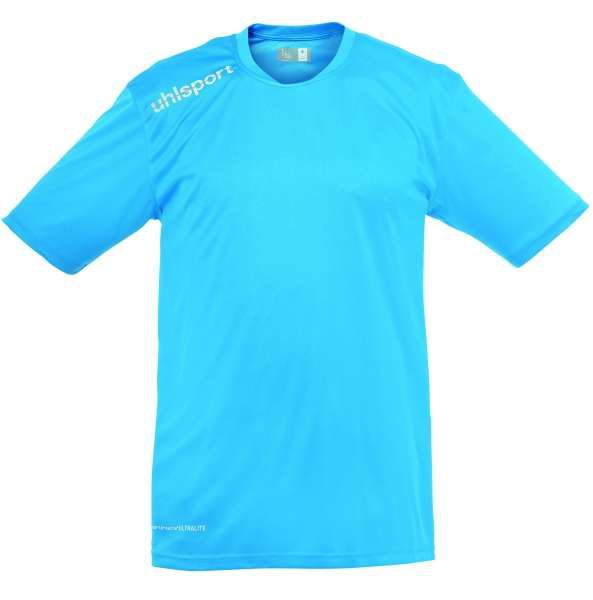 100210407 Essential Polyester Training T- Shirt fv
