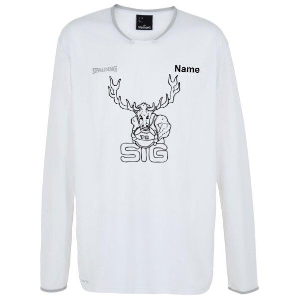 Move Shooting Shirt L/S inklusive Vereinsnamen / Brustdruck sowie dem individuellen Namen