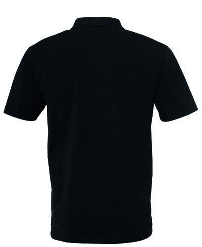 100221001 Essential Polo Shirt back