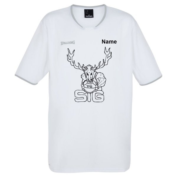 Move Shooting Shirt S/S inklusive Vereinsnamen / Brustdruck sowie dem individuellen Namen